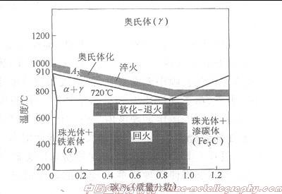图1 碳钢的热处理相图.jpg